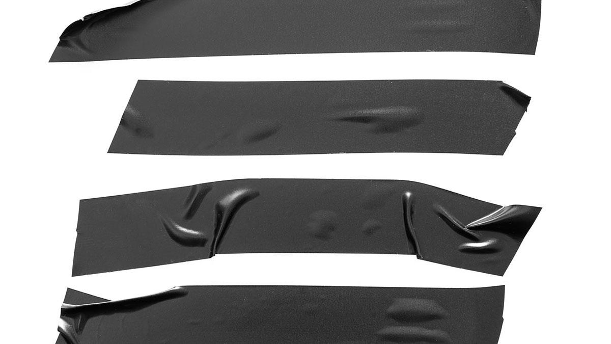 Four Tape stripes